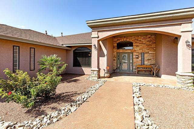 2070 Calle Del Sol, Alamogordo, NM 88310 (MLS #165391) :: Assist-2-Sell Buyers and Sellers Preferred Realty