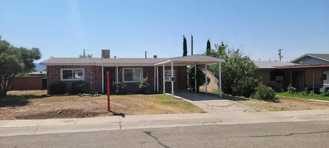 1316 Eighth St, Alamogordo, NM 88310 (MLS #165393) :: Assist-2-Sell Buyers and Sellers Preferred Realty
