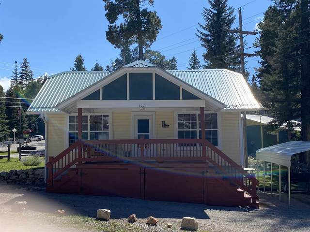 107 Mcdaniel Ave, Cloudcroft, NM 88317 (MLS #165446) :: Assist-2-Sell Buyers and Sellers Preferred Realty