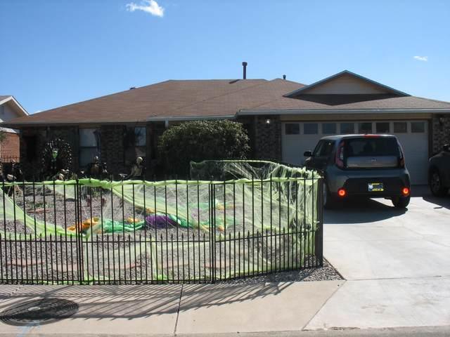 1461 Columbia Av, Alamogordo, NM 88310 (MLS #165501) :: Assist-2-Sell Buyers and Sellers Preferred Realty