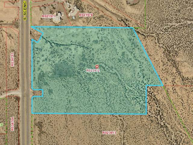 Lot 1 S Scenic Dr, Alamogordo, NM 88310 (MLS #165515) :: Assist-2-Sell Buyers and Sellers Preferred Realty