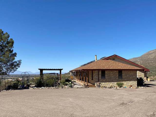 3509 Thunder Rd, Alamogordo, NM 88310 (MLS #165524) :: Assist-2-Sell Buyers and Sellers Preferred Realty