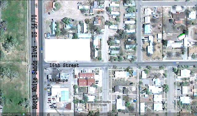 1600 N White Sands Blvd #0, Alamogordo, NM 88310 (MLS #165525) :: Assist-2-Sell Buyers and Sellers Preferred Realty