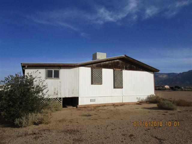 40 Camino Del Centro, Alamogordo, NM 88310 (MLS #157967) :: Assist-2-Sell Buyers and Sellers Preferred Realty