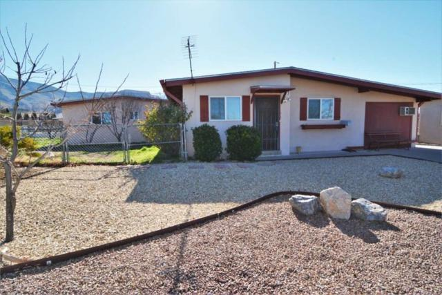 1310 Ridgecrest Ct, Alamogordo, NM 88310 (MLS #159734) :: Assist-2-Sell Buyers and Sellers Preferred Realty