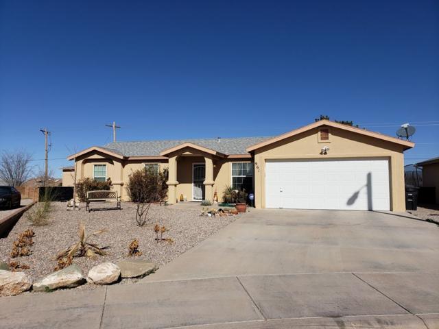 961 Larkspur Ct, Alamogordo, NM 88310 (MLS #160075) :: Assist-2-Sell Buyers and Sellers Preferred Realty
