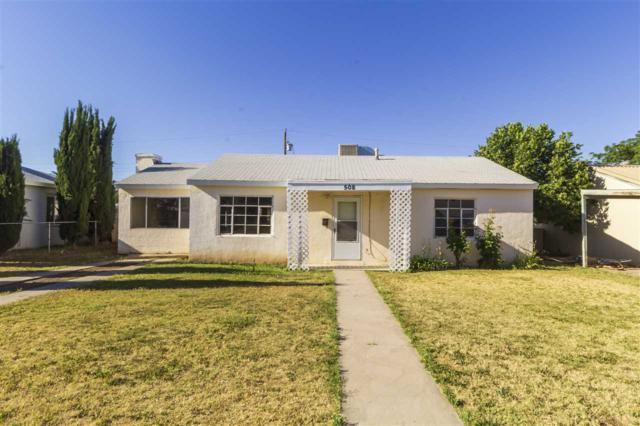 508 Dewey Ln, Alamogordo, NM 88310 (MLS #160395) :: Assist-2-Sell Buyers and Sellers Preferred Realty