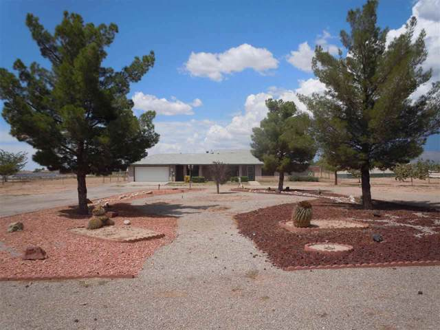 4 Camino Del Sur, Alamogordo, NM 88310 (MLS #161183) :: Assist-2-Sell Buyers and Sellers Preferred Realty
