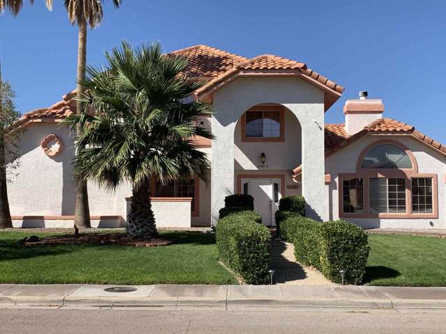 2563 Desert Hills Dr, Alamogordo, NM 88310 (MLS #161486) :: Assist-2-Sell Buyers and Sellers Preferred Realty