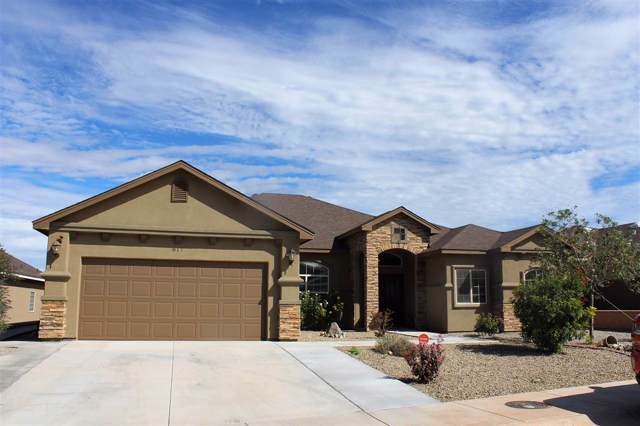 817 Shiprock, Alamogordo, NM 88310 (MLS #161512) :: Assist-2-Sell Buyers and Sellers Preferred Realty