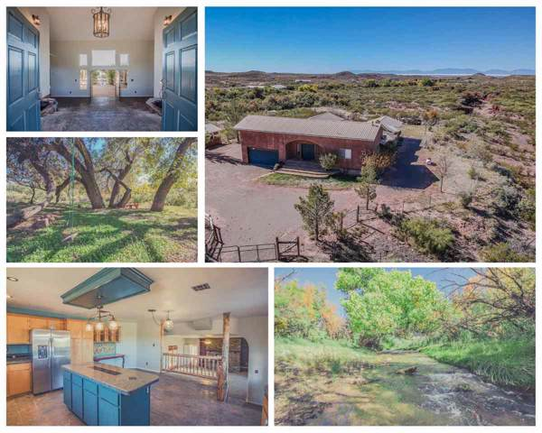 11 Cross Creek Rd, Tularosa, NM 88352 (MLS #161710) :: Assist-2-Sell Buyers and Sellers Preferred Realty