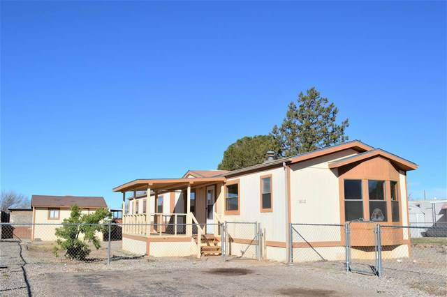 1812 N Walker Av, Alamogordo, NM 88310 (MLS #161931) :: Assist-2-Sell Buyers and Sellers Preferred Realty