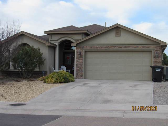 345 Bosque, Alamogordo, NM 88310 (MLS #162046) :: Assist-2-Sell Buyers and Sellers Preferred Realty