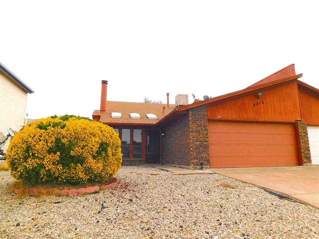 2212 Idaho Dr, Alamogordo, NM 88310 (MLS #162291) :: Assist-2-Sell Buyers and Sellers Preferred Realty