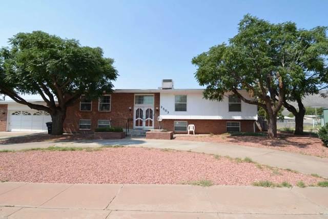 2503 Aspen, Alamogordo, NM 88310 (MLS #163227) :: Assist-2-Sell Buyers and Sellers Preferred Realty