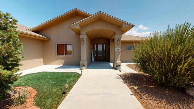 40 Crossbow Trl, Alamogordo, NM 88310 (MLS #163314) :: Assist-2-Sell Buyers and Sellers Preferred Realty