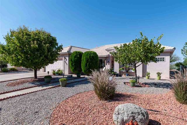 2642 Tres Lagos, Alamogordo, NM 88310 (MLS #163365) :: Assist-2-Sell Buyers and Sellers Preferred Realty