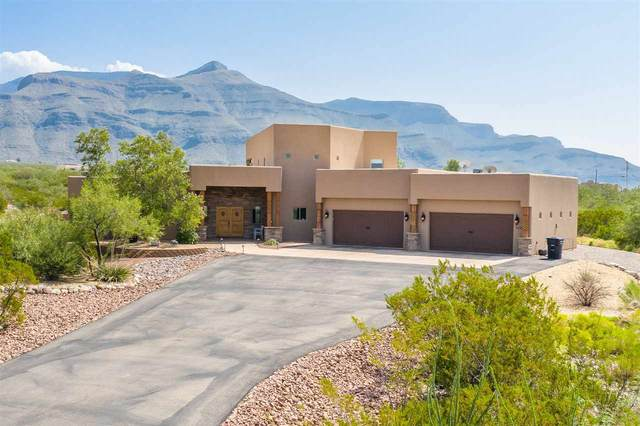 1603 Las Lomas, Alamogordo, NM 88310 (MLS #163456) :: Assist-2-Sell Buyers and Sellers Preferred Realty
