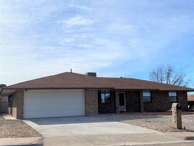 3006 Fifteenth St, Alamogordo, NM 88310 (MLS #163867) :: Assist-2-Sell Buyers and Sellers Preferred Realty