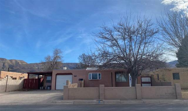 1702 Washington Av, Alamogordo, NM 88310 (MLS #163898) :: Assist-2-Sell Buyers and Sellers Preferred Realty
