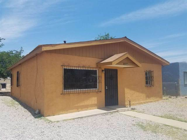 803 4th St, Alamogordo, NM 88310 (MLS #164128) :: Assist-2-Sell Buyers and Sellers Preferred Realty