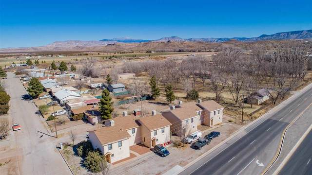 1003 Central, Tularosa, NM 88352 (MLS #164478) :: Assist-2-Sell Buyers and Sellers Preferred Realty
