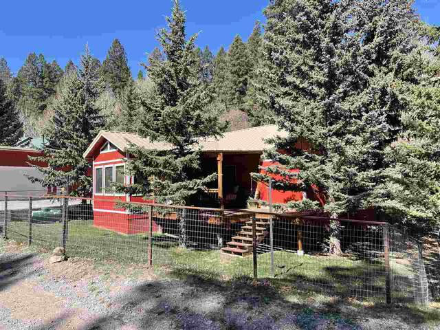 801 Daisy Dr, Cloudcroft, NM 88317 (MLS #164506) :: Assist-2-Sell Buyers and Sellers Preferred Realty