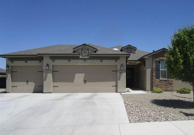 831 Copper Ridge, Alamogordo, NM 88310 (MLS #164625) :: Assist-2-Sell Buyers and Sellers Preferred Realty