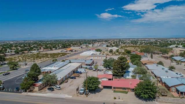 2107 Cornell Av, Alamogordo, NM 88310 (MLS #165061) :: Assist-2-Sell Buyers and Sellers Preferred Realty