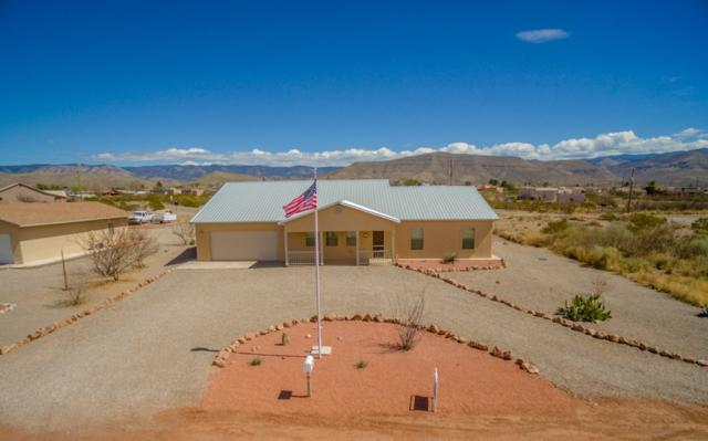 8 Stagecoach Trl, La Luz, NM 88337 (MLS #158120) :: Assist-2-Sell Buyers and Sellers Preferred Realty