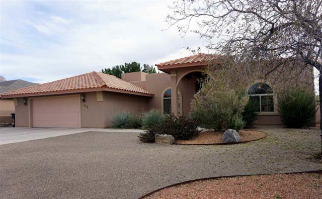 344 Casa De Suenos, Alamogordo, NM 88310 (MLS #159712) :: Assist-2-Sell Buyers and Sellers Preferred Realty