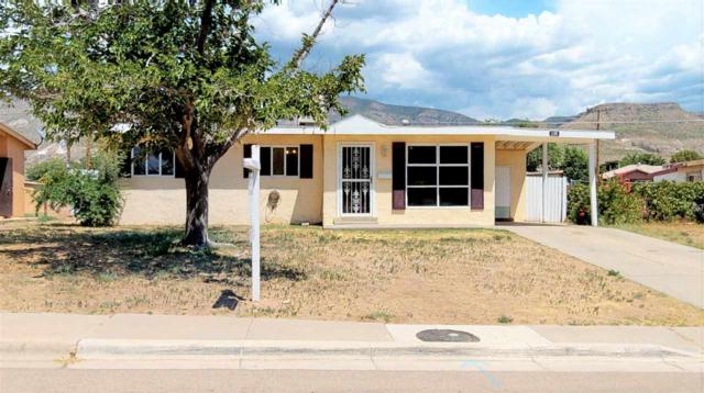 1100 Ridgecrest Dr, Alamogordo, NM 88310 (MLS #160694) :: Assist-2-Sell Buyers and Sellers Preferred Realty