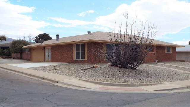 2806 Sunrise Av, Alamogordo, NM 88310 (MLS #161211) :: Assist-2-Sell Buyers and Sellers Preferred Realty