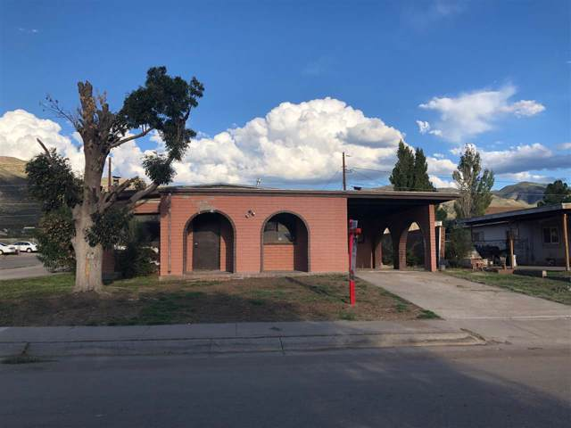 2310 Tulane Av, Alamogordo, NM 88310 (MLS #161438) :: Assist-2-Sell Buyers and Sellers Preferred Realty