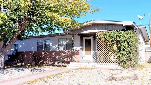 606 Monroe Av, Alamogordo, NM 88310 (MLS #161714) :: Assist-2-Sell Buyers and Sellers Preferred Realty