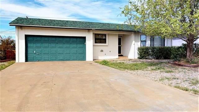 605 Mercury Av, Alamogordo, NM 88310 (MLS #162203) :: Assist-2-Sell Buyers and Sellers Preferred Realty