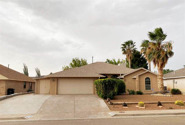 2465 Cherry Hills Dr, Alamogordo, NM 88310 (MLS #162595) :: Assist-2-Sell Buyers and Sellers Preferred Realty