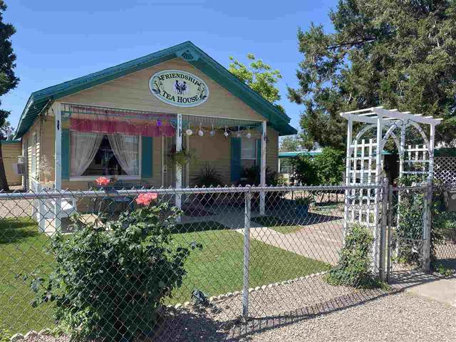 920 Ninth St, Alamogordo, NM 88310 (MLS #164663) :: Assist-2-Sell Buyers and Sellers Preferred Realty