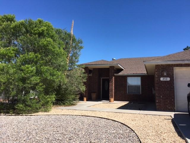 853 Arroyo Seco, Alamogordo, NM 88310 (MLS #157207) :: Assist-2-Sell Buyers and Sellers Preferred Realty