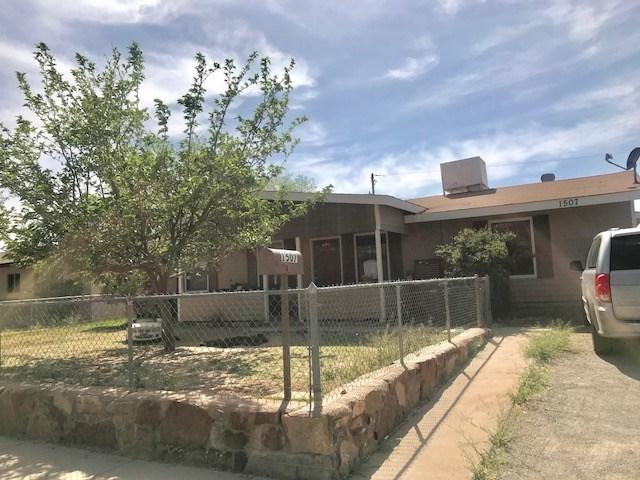 1507 Jefferson Av, Alamogordo, NM 88310 (MLS #158390) :: Assist-2-Sell Buyers and Sellers Preferred Realty