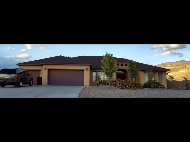 825 Shiprock, Alamogordo, NM 88310 (MLS #160449) :: Assist-2-Sell Buyers and Sellers Preferred Realty