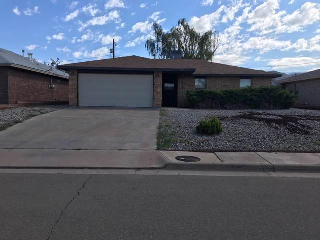 717 Montwood, Alamogordo, NM 88310 (MLS #161562) :: Assist-2-Sell Buyers and Sellers Preferred Realty