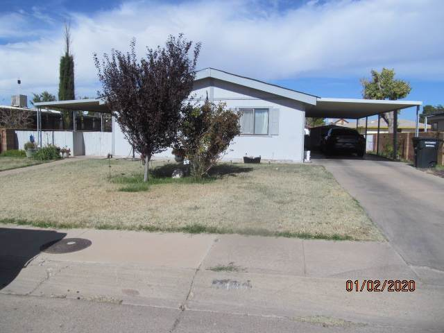 1486 Challenger Av, Alamogordo, NM 88310 (MLS #161655) :: Assist-2-Sell Buyers and Sellers Preferred Realty