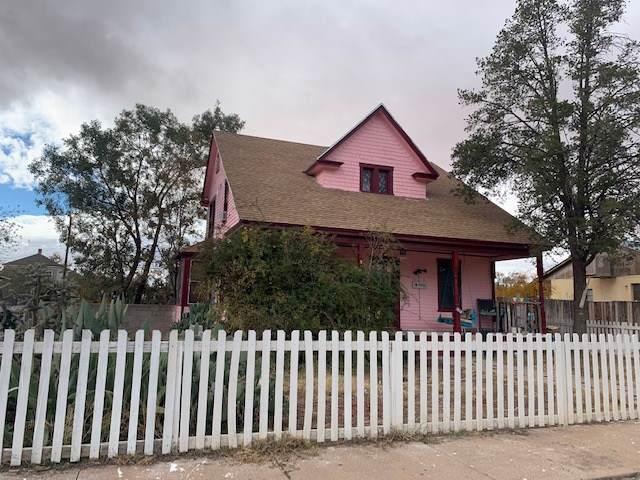 1213 Indiana Av, Alamogordo, NM 88310 (MLS #161804) :: Assist-2-Sell Buyers and Sellers Preferred Realty