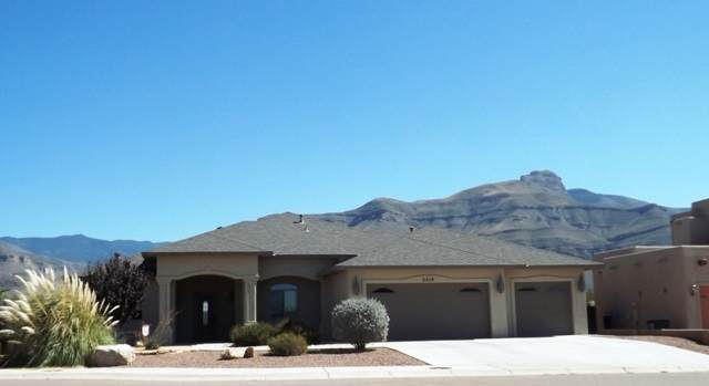 2416 Sedona Ridge, Alamogordo, NM 88310 (MLS #162661) :: Assist-2-Sell Buyers and Sellers Preferred Realty