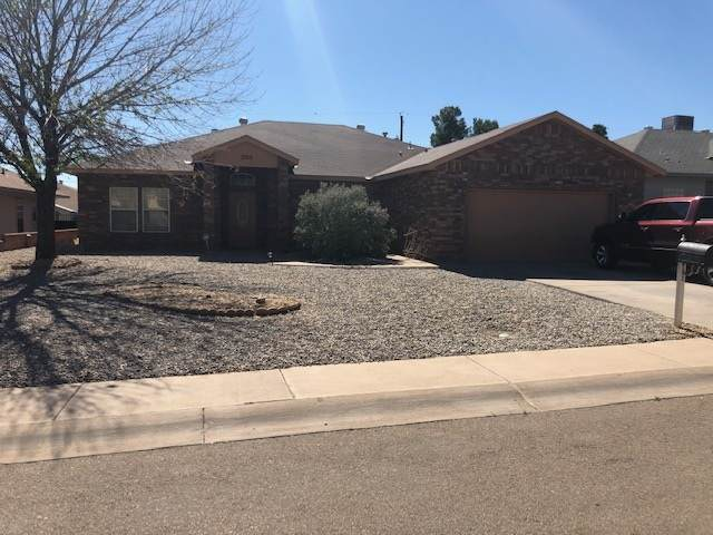3703 Ironwood Dr, Alamogordo, NM 88310 (MLS #162671) :: Assist-2-Sell Buyers and Sellers Preferred Realty