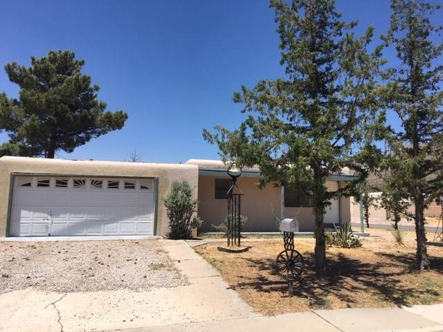 1909 Snow Dr, Alamogordo, NM 88310 (MLS #162920) :: Assist-2-Sell Buyers and Sellers Preferred Realty