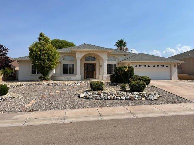 429 Camino Real, Alamogordo, NM 88310 (MLS #165065) :: Assist-2-Sell Buyers and Sellers Preferred Realty