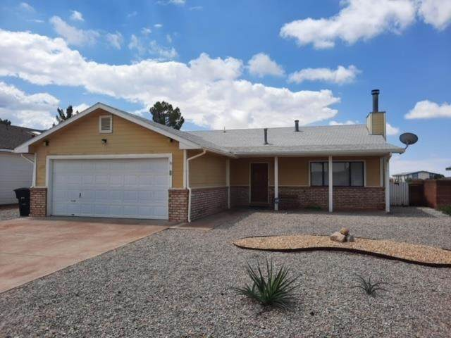 1445 Discovery Av #1, Alamogordo, NM 88310 (MLS #165223) :: Assist-2-Sell Buyers and Sellers Preferred Realty