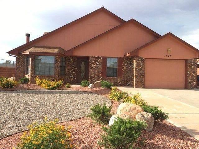 1478 Lindberg Av, Alamogordo, NM 88310 (MLS #165415) :: Assist-2-Sell Buyers and Sellers Preferred Realty